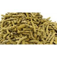 Turmeric Fingers, Haldi, Pasupu, Organic Dried Fingers (300 Grams 100x3)